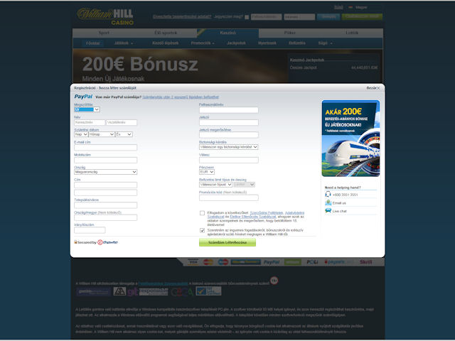 William Hill screenshot 2